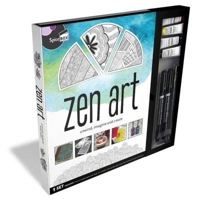 Spicebox Master Class Zen Art Kit