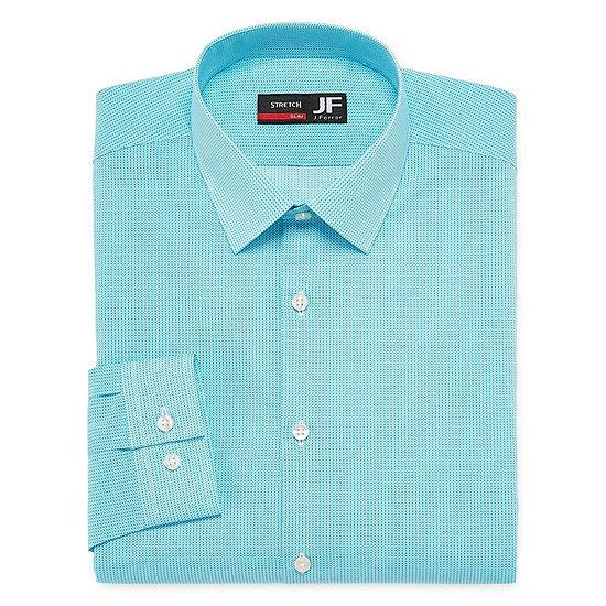 Jf Jferrar Long Sleeve Dress Shirt Slim