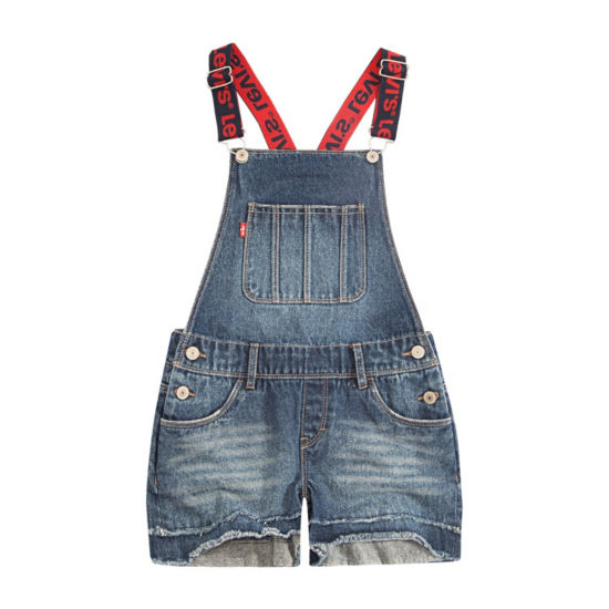 Levi's Denim At Waist Shortie Shorts - Big Kid Girls Plus