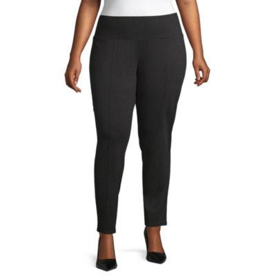 Worthington Womens Legging-Plus
