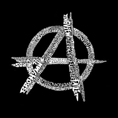 Los Angeles Pop Art 3/4 Sleeve Logo T-Shirt