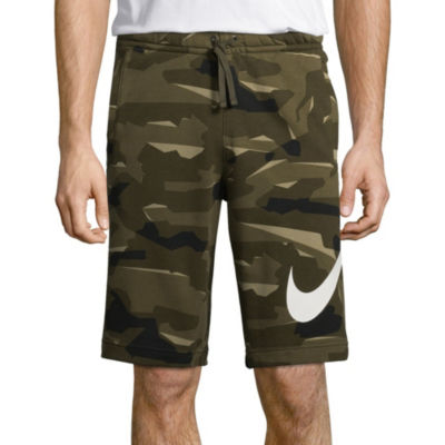 Nike Camo Shorts