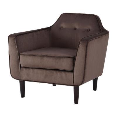 Signature Design by Ashley® Delilah Velvet Accent Chair