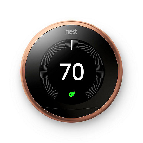 Google Nest Learning Thermostat - 3rd Generation