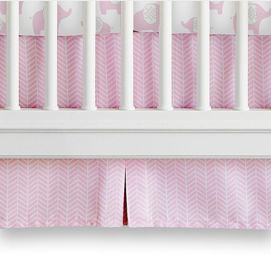 Wendy Bellissimo Crib Skirt