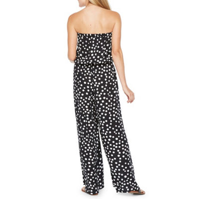 MSK Sleeveless Jumpsuit