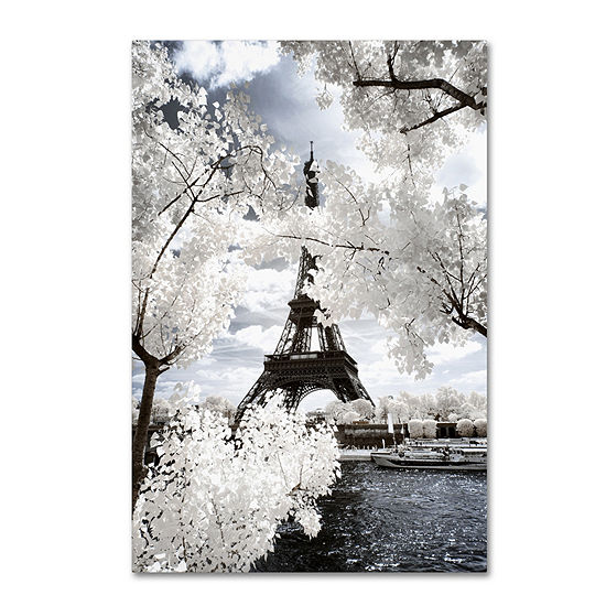 Trademark Fine Art Philippe Hugonnard Another Lookat Paris IV Giclee Canvas Art