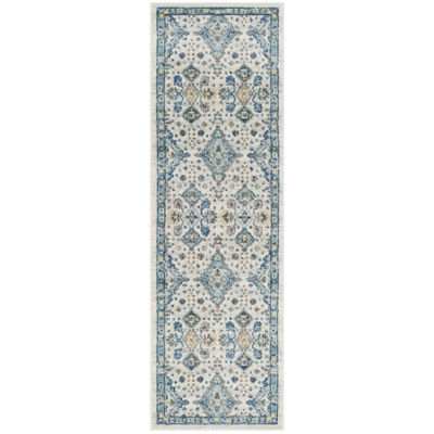 Safavieh Alphonse Geometric Rectangular Runner