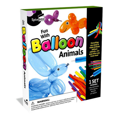 Spicebox Fun With Balloon Animals Kit