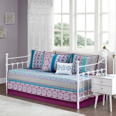Intelligent Design Adley 6-pc. Daybed Cover Set