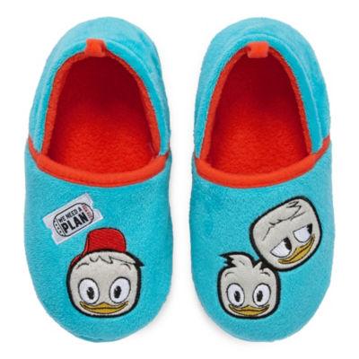 Disney Duck Tales Slip-On Slippers