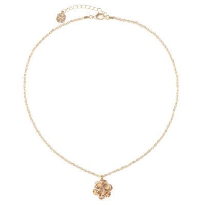 Monet Jewelry Womens Pendant Necklace