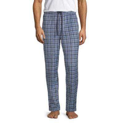 Stafford Men's Microfleece Pajama Pants - Big and Tall