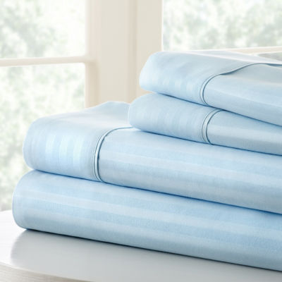 Casual Comfort™ Premium Ultra Soft Dobby Stripe Sheet Set