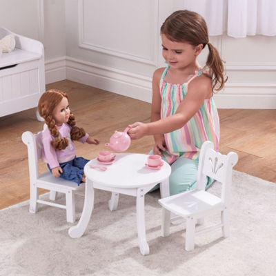 KidKraft Lil' Doll Table & Chair Set