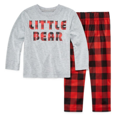 North Pole Trading Co. 2-pack Mickey Mouse Pajama Set Unisex