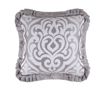 Queen Street Lakeview Square Throw Pillow