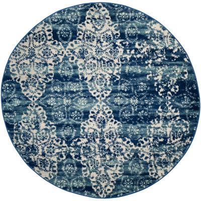 Safavieh Seanna Geometric Round Rugs