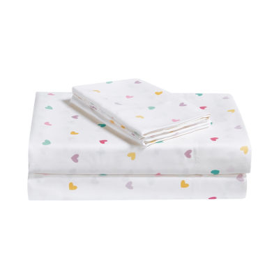 Frank And Lulu Let Love Shine Sheet Set