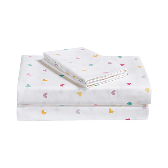 Frank And Lulu Let Love Shine Microfiber Sheet Set