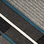 Safavieh Hollywood Collection Zola Abstract Area Rug