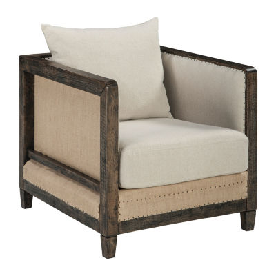 Signature Design by Ashley® Windham Two Tone Accent Chair