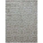 Amer Rugs City AC Hand-Tufted Wool and Viscose Rug