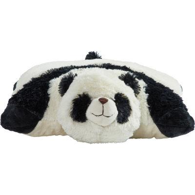 """Signature Comfy Panda 18"""" Plush Pillow Pet"""