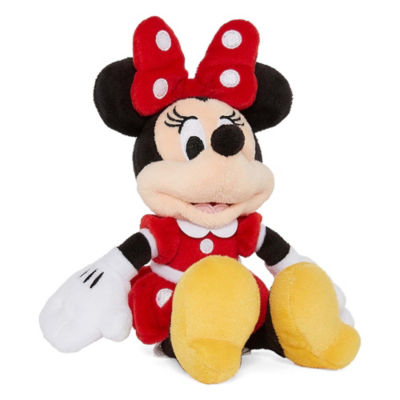Disney Collection Collection Red Minnie Mouse Mini Plush