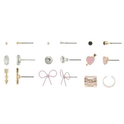 Decree 11.1mm Stud Earrings