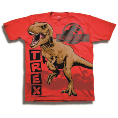 Jurassic Park T-Shirt -Toddler Boys