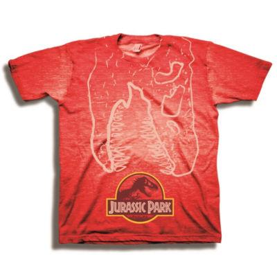 Jurassic Park T-Shirt-Toddler Boys