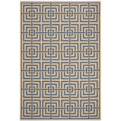 Safavieh Linden Collection Neal Geometric Area Rug