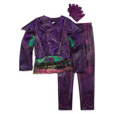 Disney 4-pc. Descendants Dress Up Costume Girls
