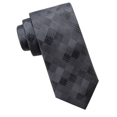 Collection by Michael Strahan  Gingham Tie