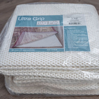 Tayse Ultra Grip Traditional Rug Pad Collection