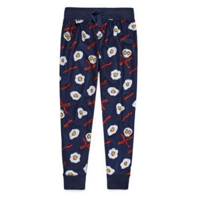 Arizona Jersey Pajama Pants-Big Kid Boys Husky
