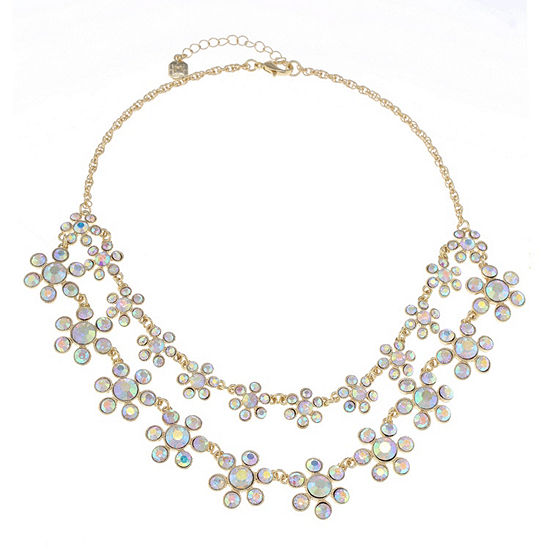 Monet Jewelry 17 Inch Rope Statement Necklace