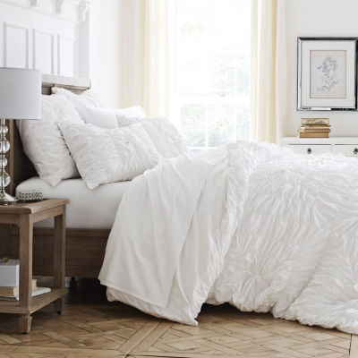 Westpoint Home Style Luxe 3-pc. Duvet Cover Set