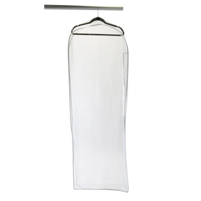 Kennedy International Crystal Clear Pvc Gown Garment Bag