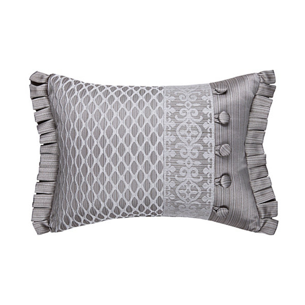 Queen Street Lakeview 15x20 Boudoir Square Throw Pillow