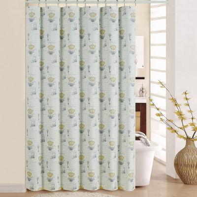 Waverly Paris Notebook Shower Curtain Set