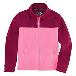 Xersion Girls Fleece Lightweight Jacket