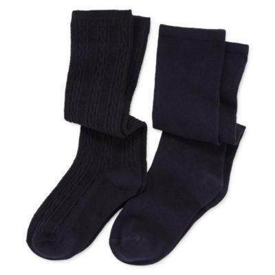 Arizona 2 Pair Uniform Knee High Socks