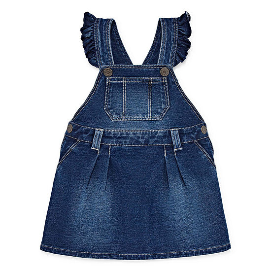Okie Dokie Baby Girls Overalls