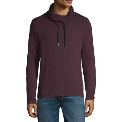 i jeans by Buffalo Long Sleeve Cowl Neck T-Shirt