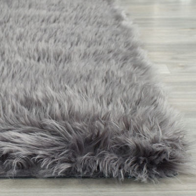 Safavieh Clarisse Solid Rectangular Rugs