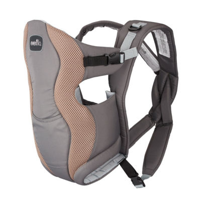 Evenflo Breathable Baby Carrier - Gray Mist