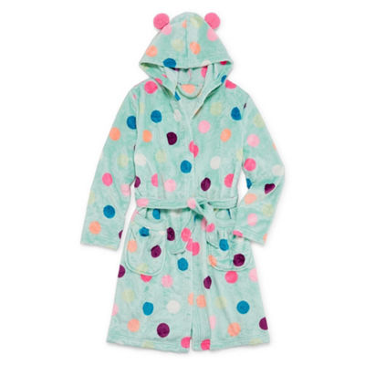 Arizona Robe with Dots Girls 4-16
