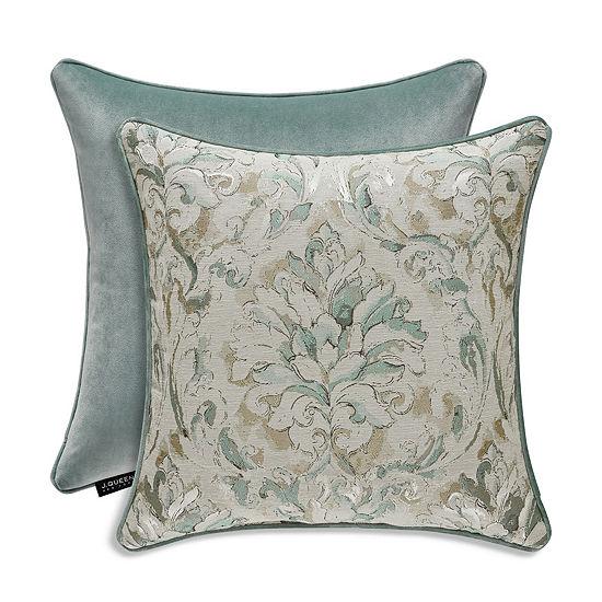 Queen Street Delphina 20x20 Square Throw Pillow